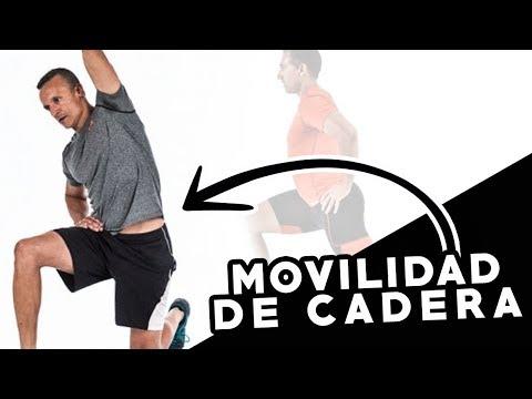 MAXIMIZA la MOVILIDAD de CADERA - Los 5 EJERCICIOS