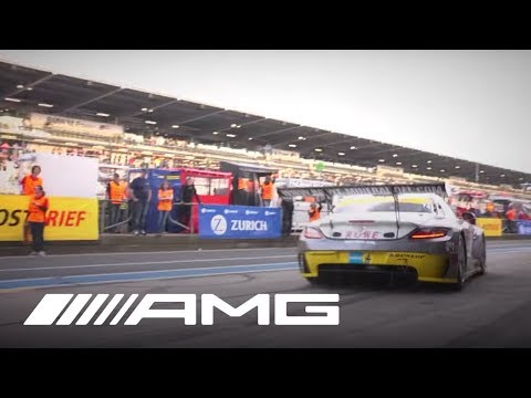 24h race Nürburgring 2012 - Clip 3 / Into the night