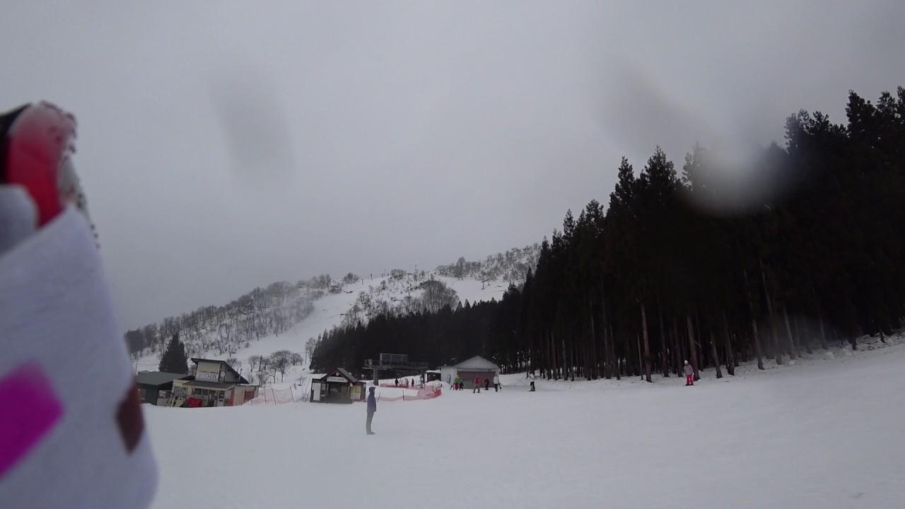 湯澤中里滑雪行第三天_天使格蘭帝亞飯店05 - YouTube