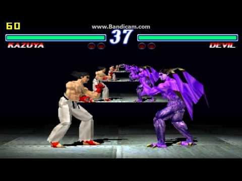Tekken 2 Ver.B (US, TES3+VER.D) (MAME) - Kazuya Theme