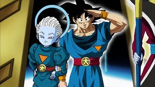 Son Gokus Training beim Daishinkan ANGEDEUTET? (Dragon Ball Super Hinweise)