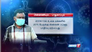 Signs, symptoms, diagnosis and prevention of the deadly Swine Flu (H1N1) virus 2/5