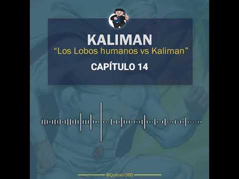 Kaliman vs Los Lobos Humanos - Capítulo 14