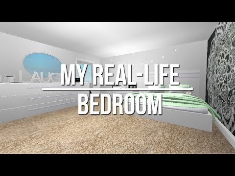 ROBLOX Studio | My Real-Life Bedroom