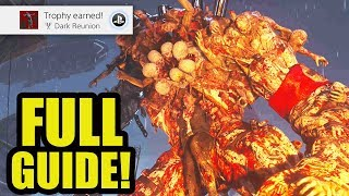 """""""THE FINAL REICH"""" HARDCORE EASTER EGG GUIDE WALKTHROUGH TUTORIAL! (WW2 Zombies Easter Egg)"""