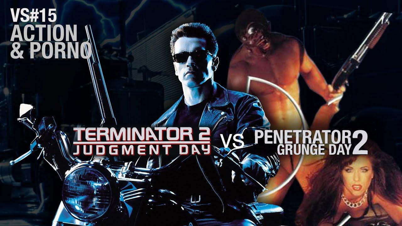 Download TERMINATOR II vs PENETRATOR II / Versus #15