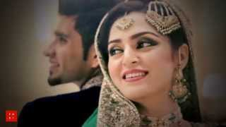 Hamza and Nayab Islamabad Mehndi Highlights by fabistudios Pakistan