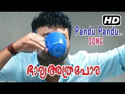 Bharya Athra Pora Malayalam Movie   Scenes   Pandu Pandu Song   Jayaram   Gopika   Aju