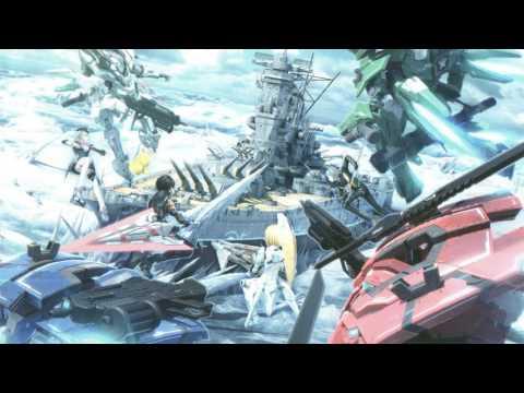 PSO2 (Phantasy Star Online 2) - Borderless (MDashK Extended Edit)