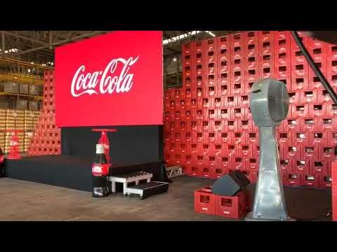 Coca - Cola - Maio Amarelo Solar Br