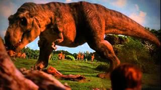 Tyrannosaurus Rex Sound Effect (Jurassic Park/Jurassic World)