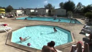 Camping Aqua 3 Masse - Ile d'Oléron
