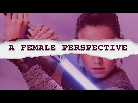 Star Wars: They're all the same female character