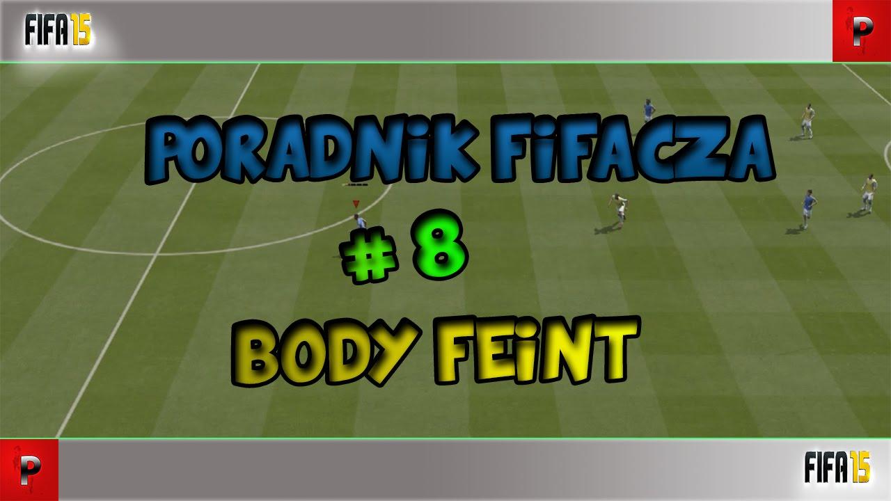 Jak wykonać zwód ciała (Body Feint) w FIFA 15