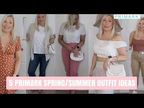 5 PRIMARK SPRING / SUMMER OUTFIT IDEAS | FASHION TRENDS SPRING SUMMER 2019 | BEING MRS DUDLEY