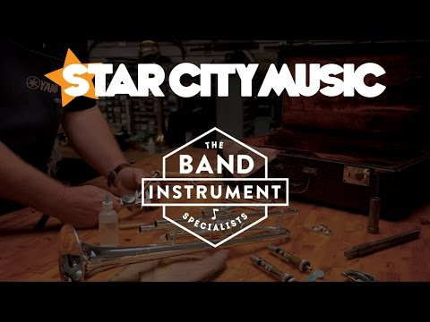 Star City Music Band and Orchestra Instrument Rental Program 2015