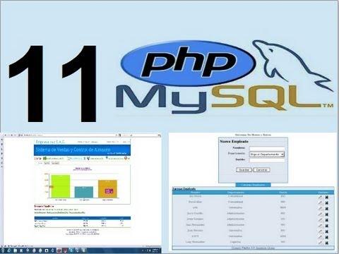 video11 -Curso de PHP y MysQL- Estructura de Control: GOTO
