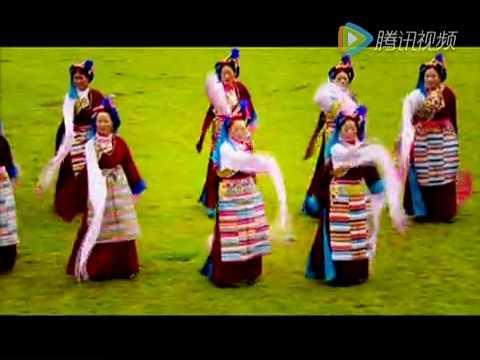 TIBETAN KHAM DANCE MARKHAM