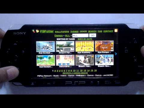 How To Download Psp Game Directly To Psp