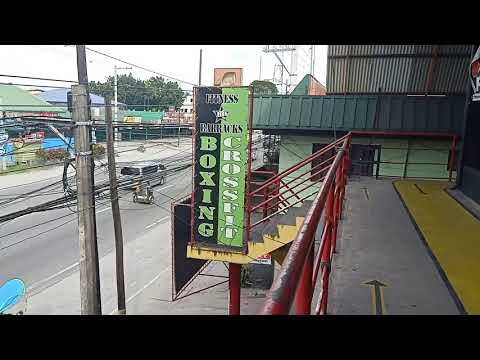 The Gym in Angeles City Philippines