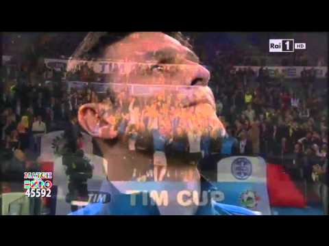 Ritiro maglia n°4 Inter Javier Zanetti @SanSiro #MatchForExpo 4-5-2015