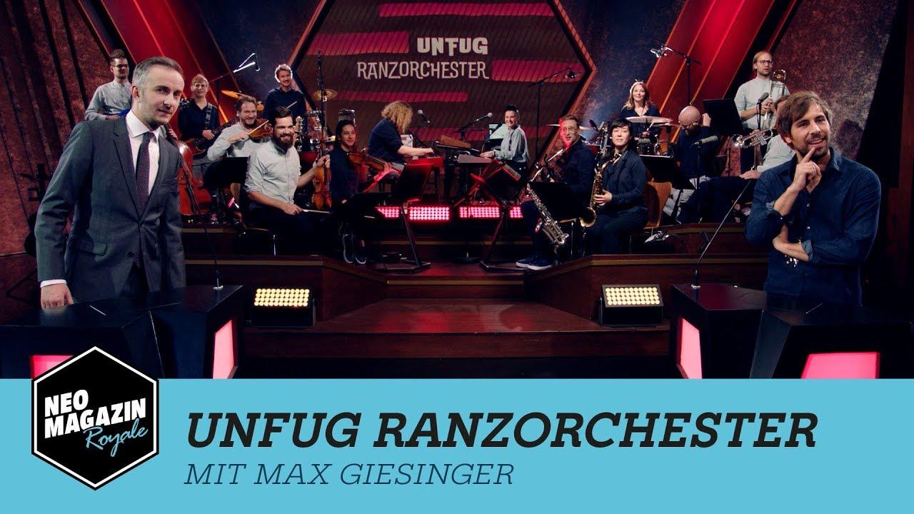 Download Unfug Ranzorchester | NEO MAGAZIN ROYALE mit Jan Böhmermann - ZDFneo