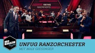 Unfug Ranzorchester | NEO MAGAZIN ROYALE mit Jan Böhmermann - ZDFneo
