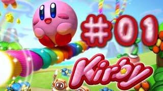 Kirby und der Regenbogen-Pinsel 1-1: Auf in das neue Abenteuer - Let