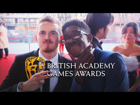 Syndicate Fires Shots! - BAFTA Games Awards 2016 Red Carpet w/Jayzinq