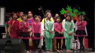 Saraswati Puja 2013: Bangla School Song