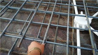 why we provide crank bars or bent up bars in rcc roof slab