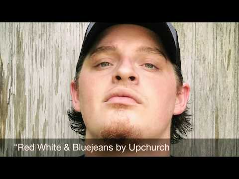 """Red White & Bluejeans"" by Upchurch (AUDIO)"