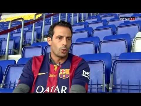 """Ludovic Giuly: """"On savait que Messi deviendrait le numéro """""""