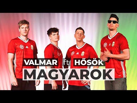 Valmar - Magyarok mp3 letöltés