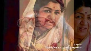 Din Albele Pyar Ka Mausam..Begunah1957- Lata - MannaDey- HasratJaipuri- SJ..a trbute