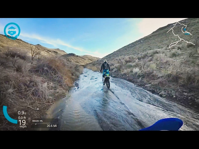 Murphy, Idaho Sand Wash Ride