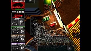 Скачать Death Rally 1996 Gameplay