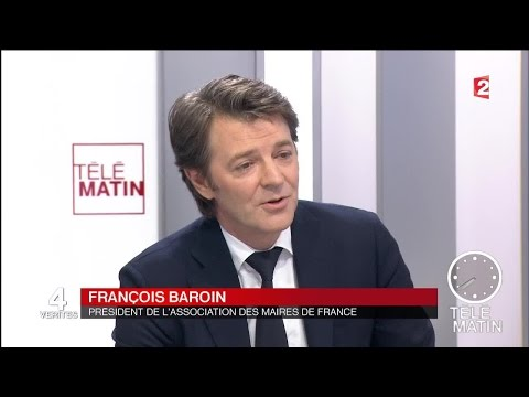 Les 4 vérités - François Baroin - 2016/06/02