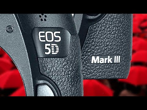 Canon 5D Mark III - STILL Competent or OUTDATED?