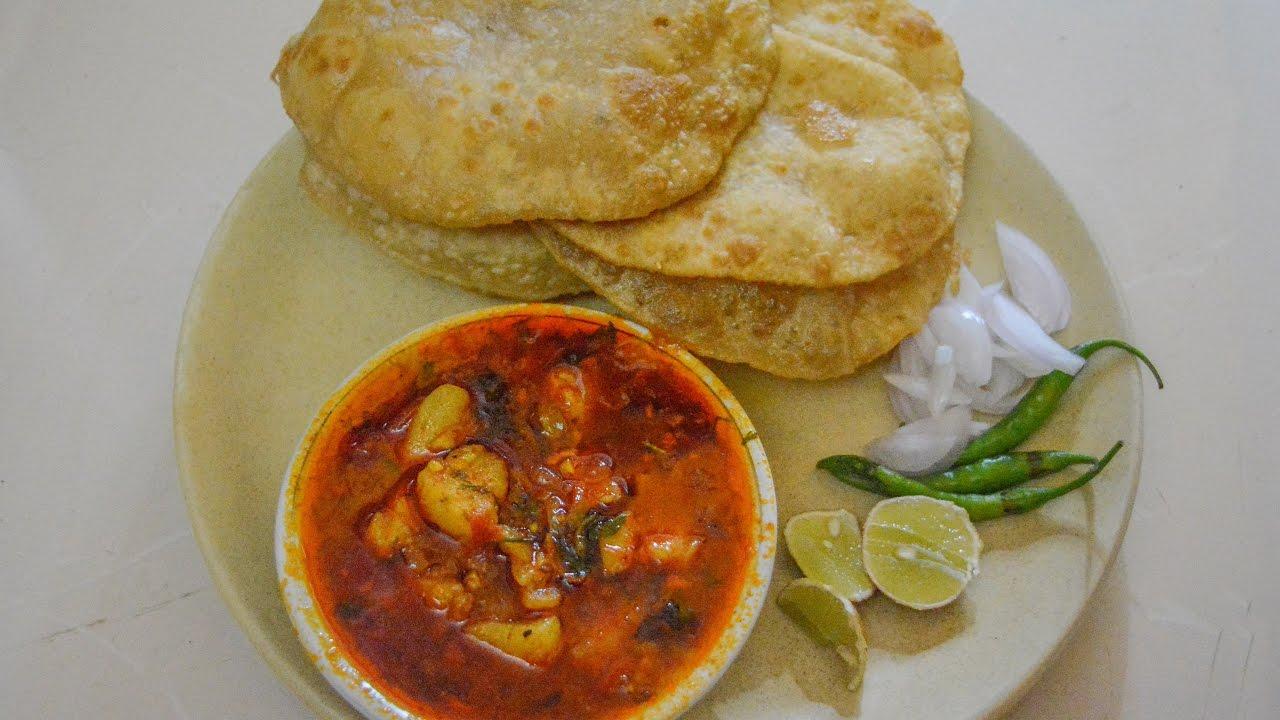 Puri bhaaji maharashtrian recipes marathi recipes youtube puri bhaaji maharashtrian recipes marathi recipes forumfinder Gallery