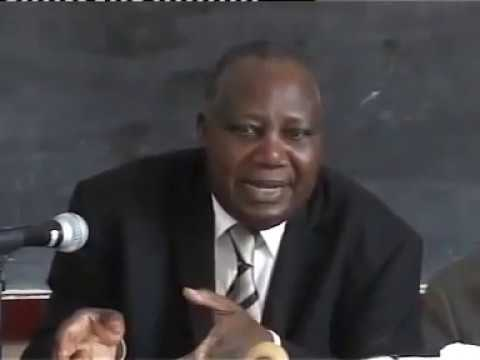Pr Theophile Obenga on the 1974 Cairo Colloquium (Part 1)