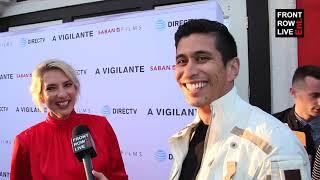 Sarah Daggar-Nickson Talks New Film 'A Vigilante' Starring Olivia Wilde