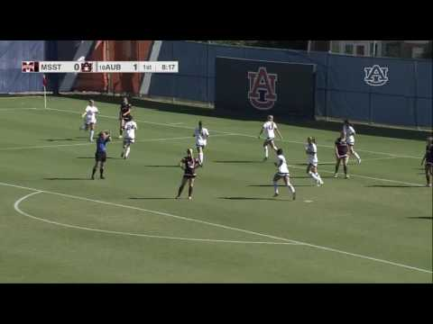 Auburn Soccer Defeats Mississippi State 3-0