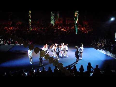 DBHS-2/18/11-Performing Arts Rally-Cheerleaders