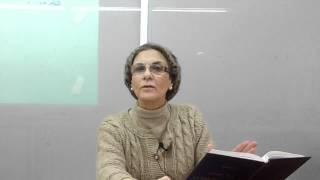Sylvia Marouani - Midreshet Yeud - Parachat Kedochim - La remontrance