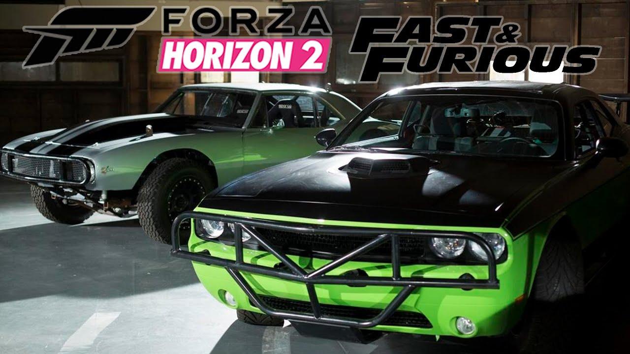 5 Zagrajmy W Forza Horizon 2 Fast Amp Furious Pl Dodge