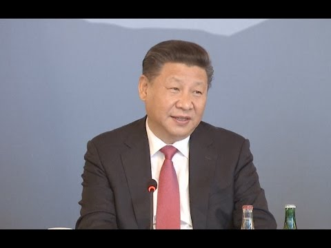 Xi Calls for Chinese, Swiss Business Circles to Further Trade Ties