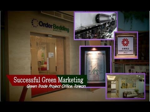 Successful Green Marketing - 綠色生活 歐德優渥