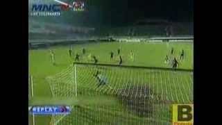 Persipura vs Santos FC U23 Gol Santos 3 Oktober 2013