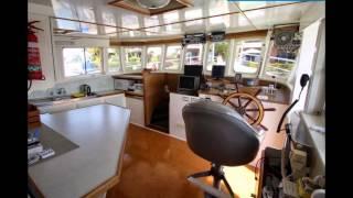 Mclaren 54' Converted Trawler SOLD at Peter Hansen Yacht Brokers Raby Bay